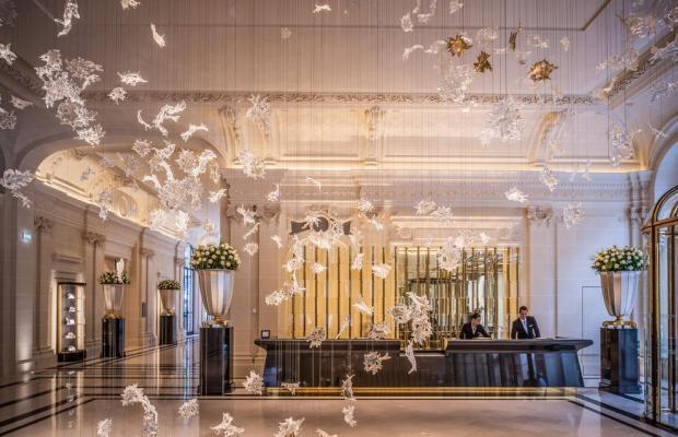 фото отеля Hotel The Peninsula Paris изображение №37
