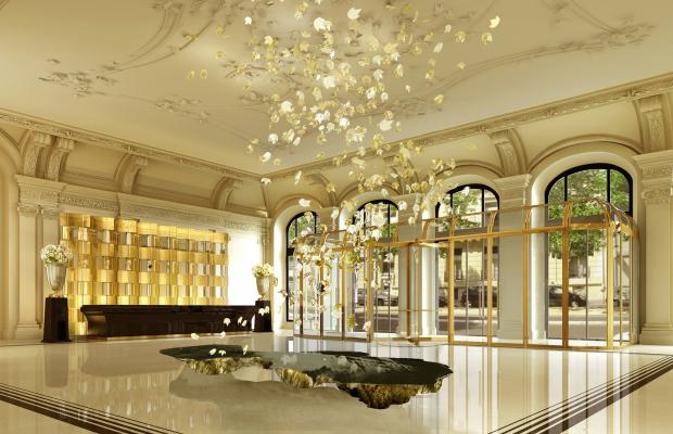 фото отеля Hotel The Peninsula Paris изображение №9