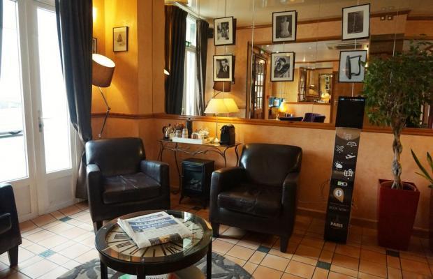 фото Istria St Germain Hotel Paris изображение №10