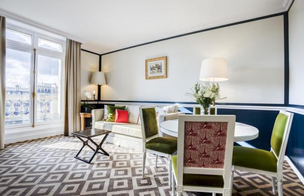 фотографии отеля Fraser Suites Le Claridge Champs-Elysees (ex. Claridge Champs-Elysees) изображение №91