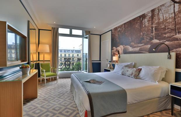 фотографии отеля Fraser Suites Le Claridge Champs-Elysees (ex. Claridge Champs-Elysees) изображение №27