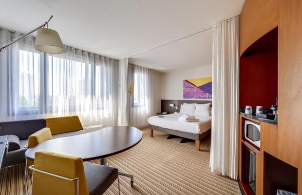 фото отеля Novotel Suites Paris Nord 18eme изображение №21