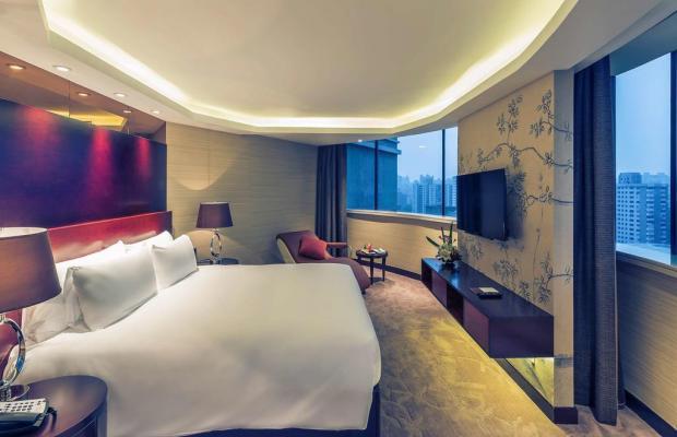 фотографии отеля Mercure Shanghai Royalton (ex. Royalton Hotel Shanghai) изображение №31