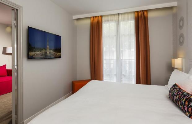 фото Hotel Paris Vaugirard (ex. Terminus Vaugirard) изображение №14