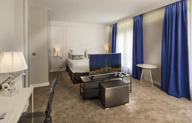 фотографии отеля Hotel Paris Vaugirard (ex. Terminus Vaugirard) изображение №7