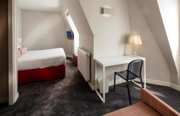фото Hotel Paris Vaugirard (ex. Terminus Vaugirard) изображение №6