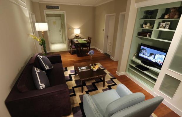 фотографии отеля Green Court Serviced Apartment (ех. Citadines Jinqiao Shanghai) изображение №3