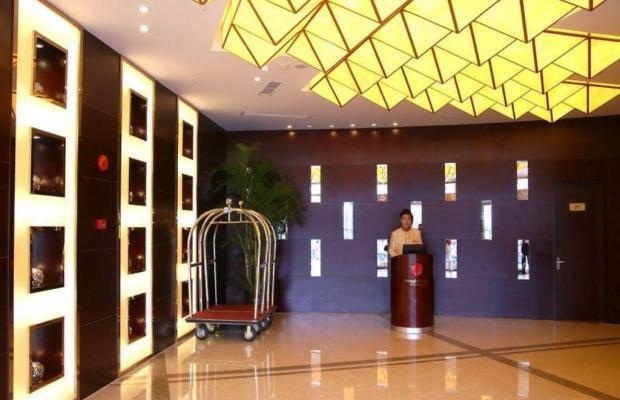 фото отеля Oriental Bund Hotel Shanghai изображение №21