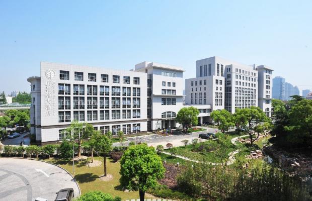 фотографии отеля Cypress Garden Hotel Shanghai изображение №11
