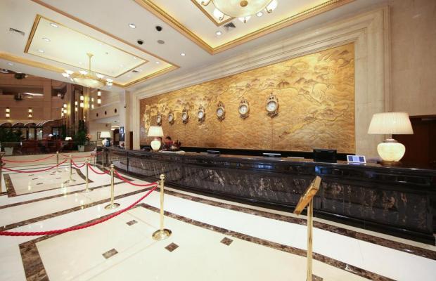 фотографии Oriental Riverside Hotel Shanghai изображение №68