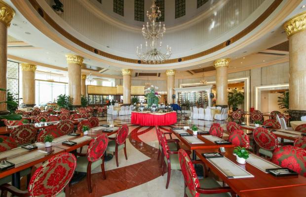 фото Oriental Riverside Hotel Shanghai изображение №58