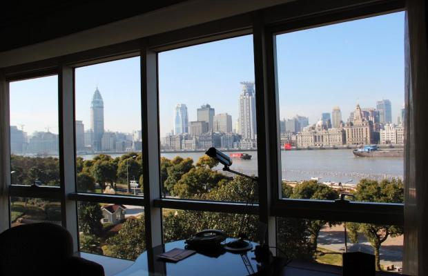 фотографии Oriental Riverside Hotel Shanghai изображение №28
