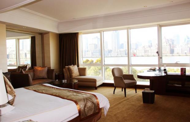 фото Oriental Riverside Hotel Shanghai изображение №22