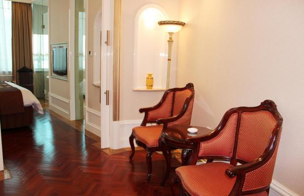 фото Oriental Riverside Hotel Shanghai изображение №14