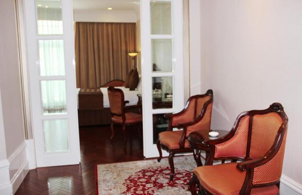 фотографии Oriental Riverside Hotel Shanghai изображение №8