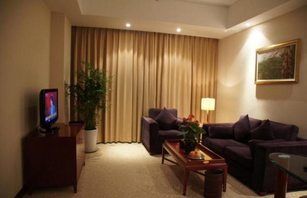 фотографии отеля Kingswell Hotel Tongji (ех. Days Hotel Tongji) изображение №19