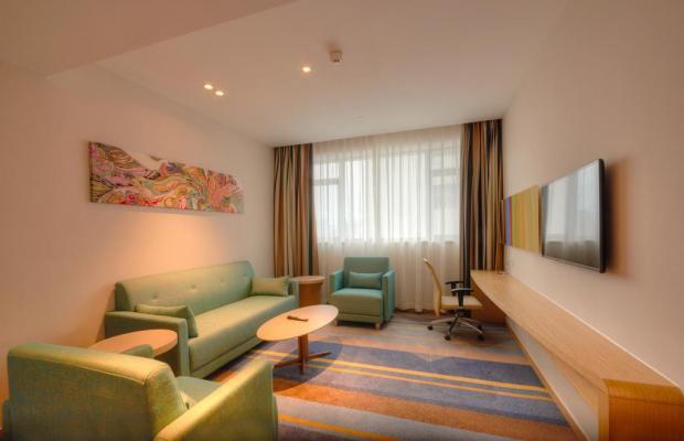 фото Holiday Inn Express Shanghai Zhenping (ex. Shanghai Eastern Airline) изображение №22