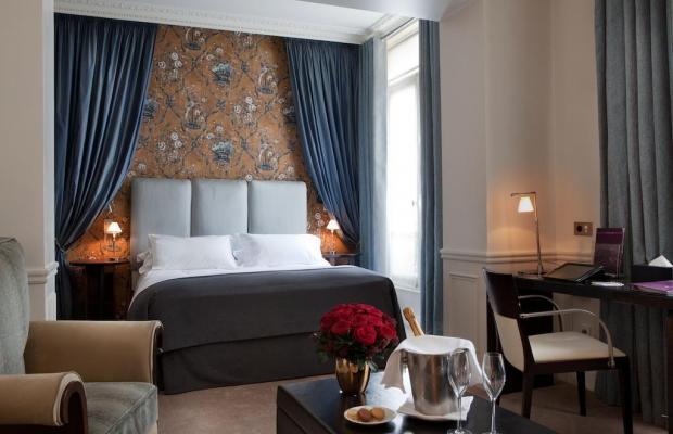 фотографии отеля La Tremoille изображение №67