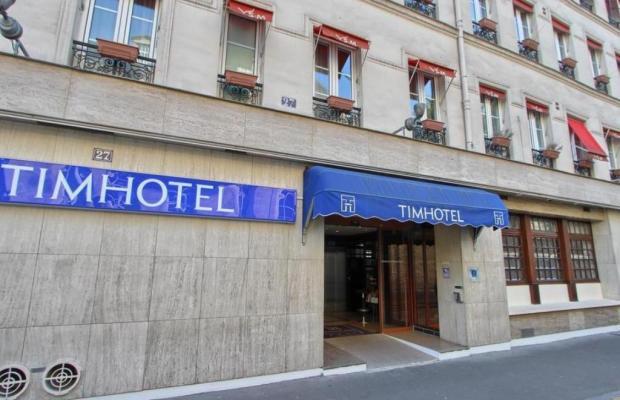 фото Timhotel Paris Gare de l`Est (ex. Villa St Martin) изображение №2