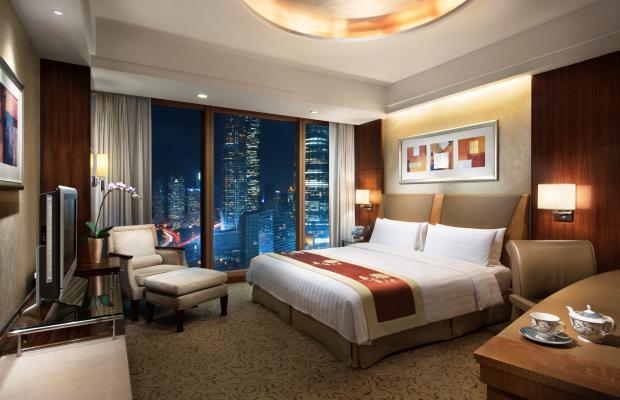 фотографии отеля Shangri-La Pudong  изображение №15