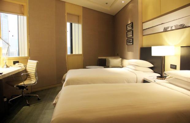 фотографии отеля Courtyard By Marriott Shanghai Pudong изображение №15