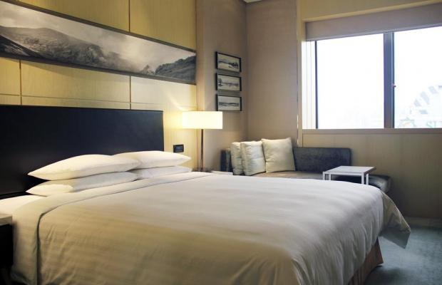 фото отеля Courtyard By Marriott Shanghai Pudong изображение №13