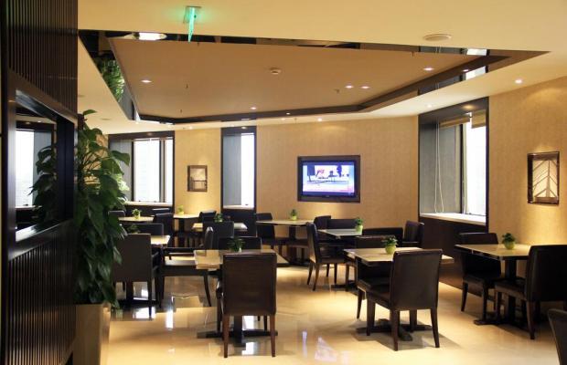 фотографии отеля Courtyard By Marriott Shanghai Pudong изображение №7