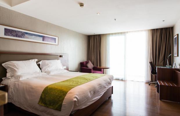 фотографии отеля Yitel Shanghai Zhangjiang (ex. Home Inn Zhang Jiang He Mei) изображение №15