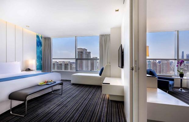 фото Grand Mercure Shanghai Century Park (ex. Radisson Hotel Pudong Century Park) изображение №2