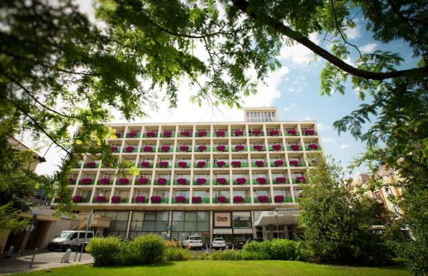 фото отеля Wellness Hotel Aranyhomok Business City изображение №1