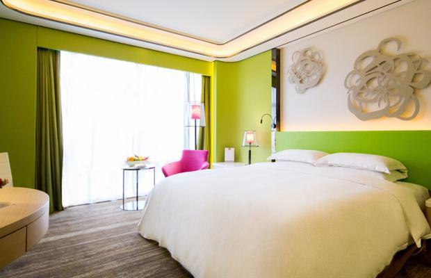 фотографии отеля Equatorial Shanghai изображение №35