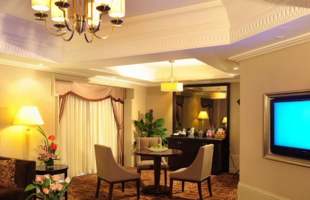 фото отеля Equatorial Shanghai изображение №5
