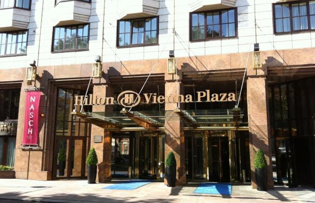 фотографии Hilton Vienna Plaza изображение №4