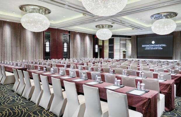 фото отеля InterContinental Shanghai Pudong изображение №13