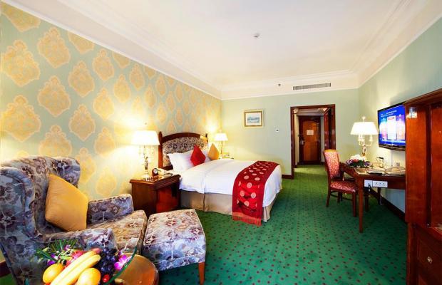фотографии отеля Marvelot Hotel Shenyang (ex. Shenyang Marriott Hotel) изображение №15