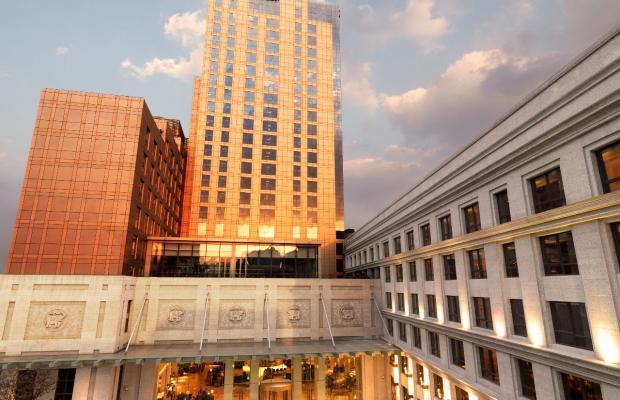 фото отеля Radisson Blu Shanghai Hong Quan изображение №1