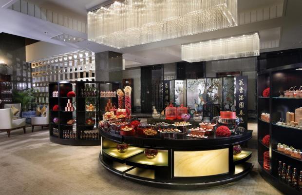 фотографии отеля InterContinental Shanghai Puxi изображение №27