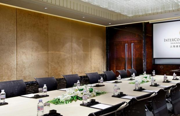 фотографии отеля InterContinental Shanghai Puxi изображение №7