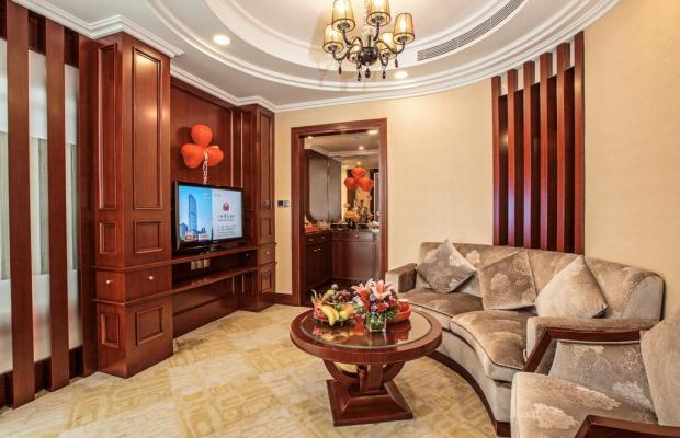 фотографии отеля Soluxe Hotel Guangzhou изображение №27