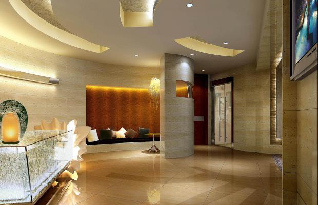 фотографии отеля Swissotel Grand Shanghai изображение №7