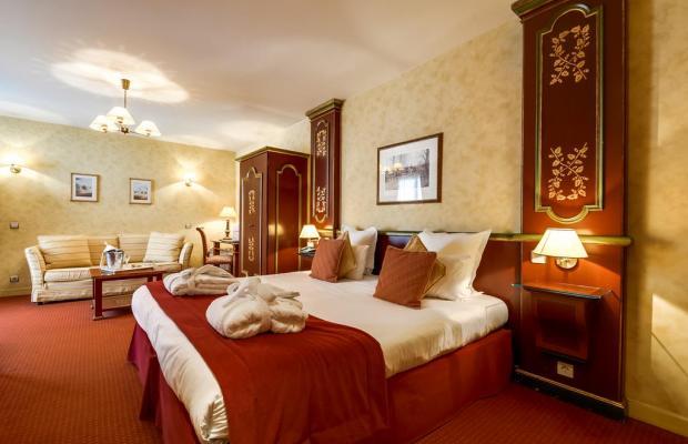 фотографии отеля Villa Beaumarchais изображение №19