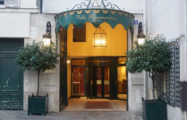 фото отеля Villa Beaumarchais изображение №1