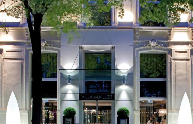 фото отеля La Villa Maillot изображение №21