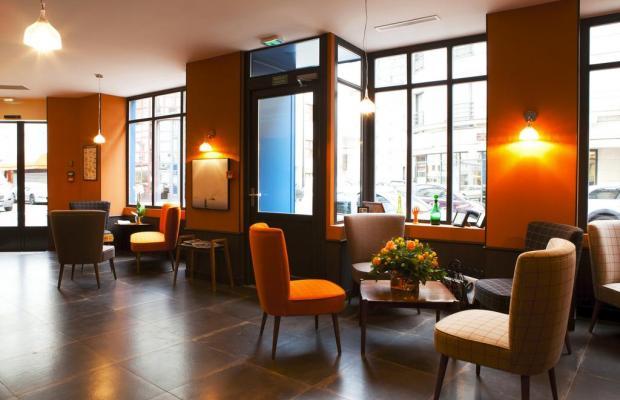 фотографии отеля Hotel Boris V. by Happyculture (ex. My Hotel In France Levallois) изображение №3