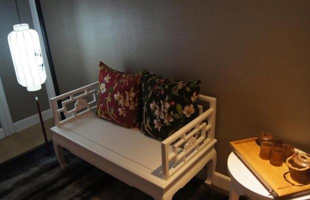 фотографии Brightel All Suites Shanghai (ех. Golden Tulip Ashar Suites City Centre) изображение №8