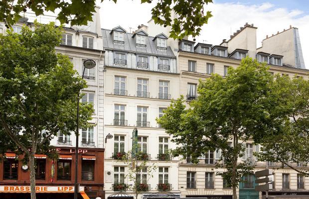 фото отеля Au Manoir Saint Germain des Pres изображение №1