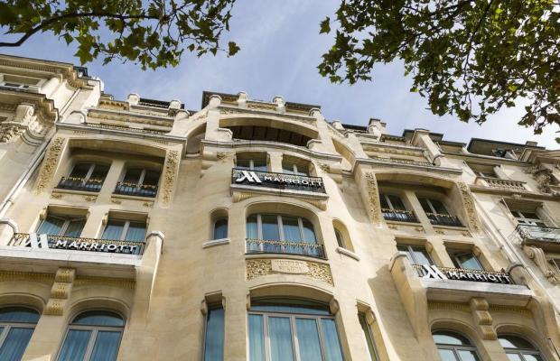 фото отеля Marriott Hotel Champs-Elysees изображение №1