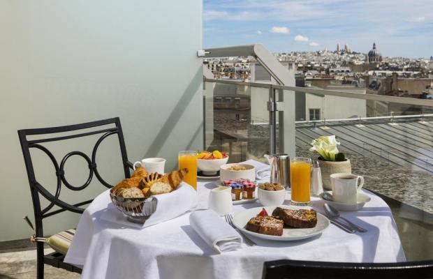 фото Marriott Hotel Champs-Elysees изображение №22