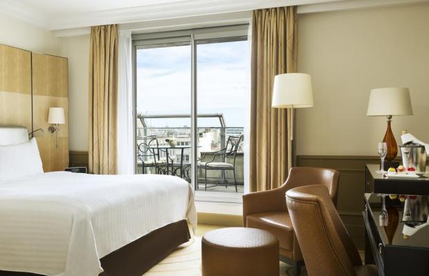 фотографии отеля Marriott Hotel Champs-Elysees изображение №15