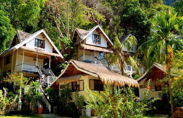фото отеля El Nido Resorts Miniloc Island изображение №9